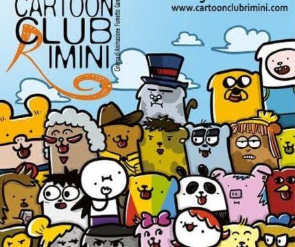 Hotel Cartoon Club Rimini 2018