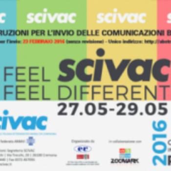 Speciale SCIVAC 2016 a Rimini dal 27 al 29 maggio 2016