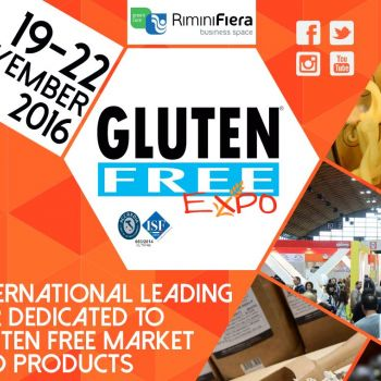 Gluten Free Expo 2016 Rimini