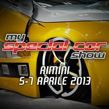My Special Car 2013 Fiera di Rimini
