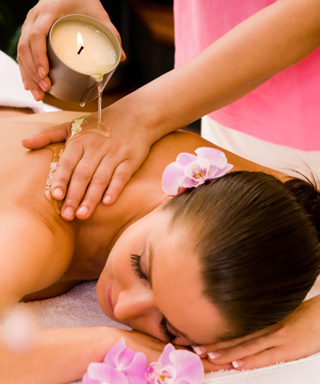 Speciale Candle Massage