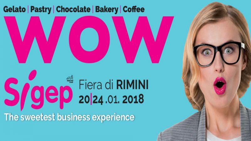 Offerta Fiera Sigep 2018 Rimini