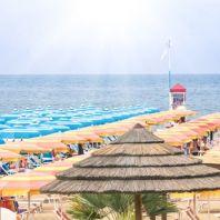 Hotel Rimini spiaggia compresa 4 stelle sul mare