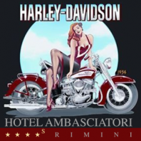 Reunion Harley Davidson 2017 Rimini