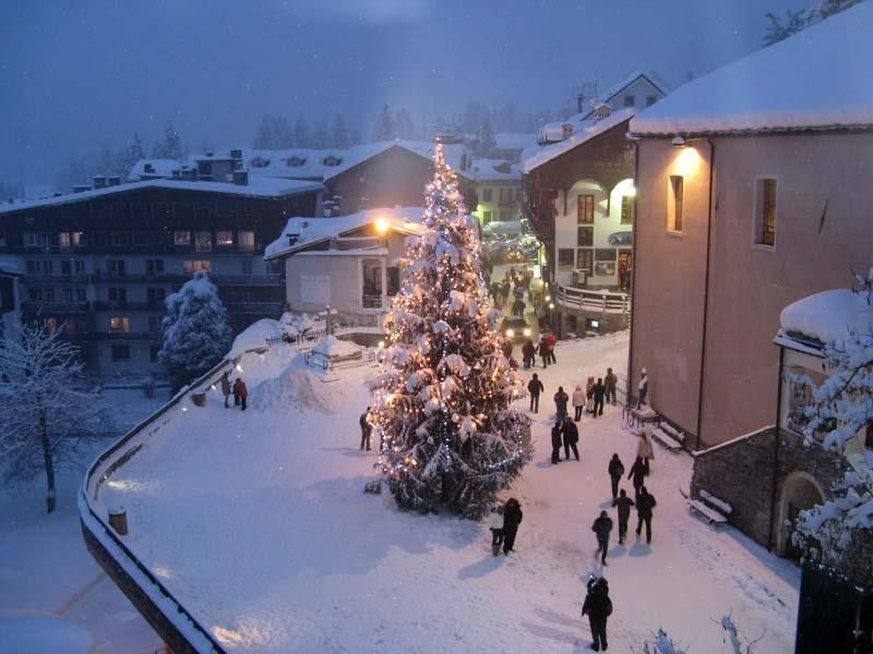 Natale a Courmayeur
