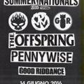 Offerta Concerto Offspring a Rimini
