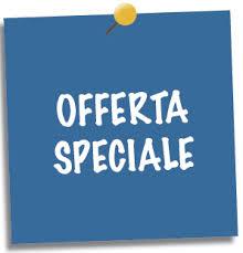 Offerta Speciale Luglio