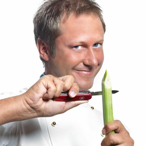 Chef Daniele Persegani - weekend
