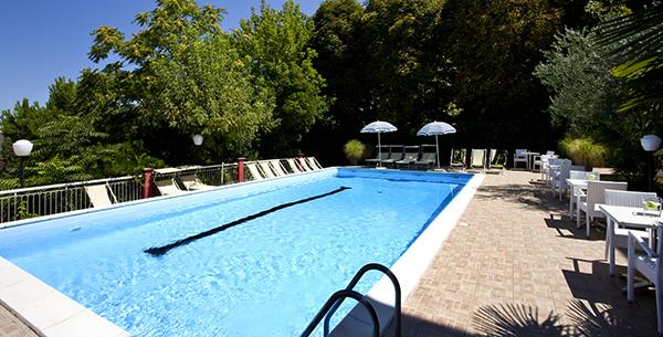 Offerte hotel con piscina Gabicce Mare