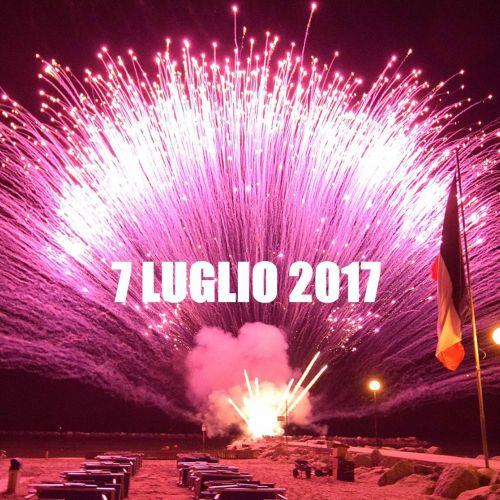 weekend La Notte Rosa 2017