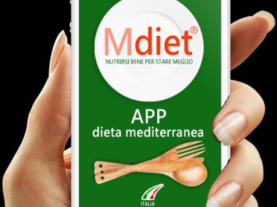 MDiet  l'App della Dieta Mediterranea