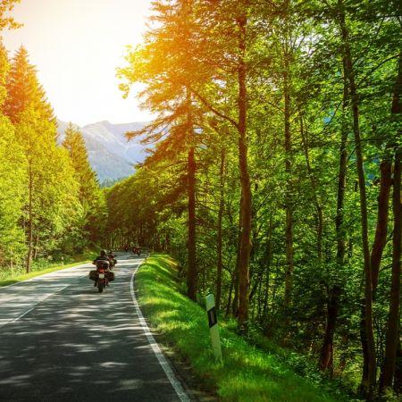 Offerte vacanze in moto in Trentino