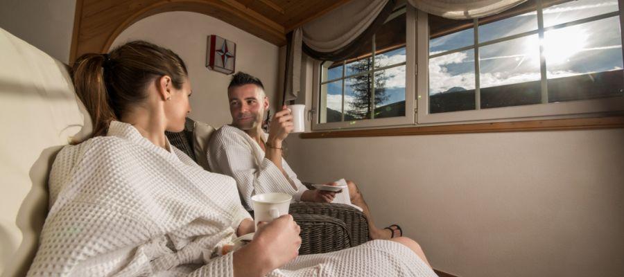 Offerte hotel romantici in montagna