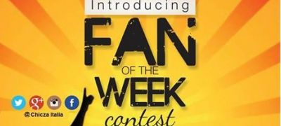 Partecipa anche te all'evento facebook FAN OF THE WEEK
