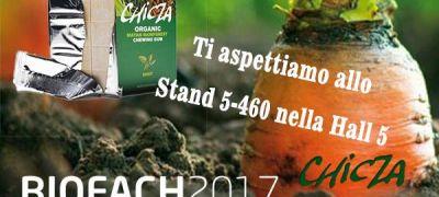 Chicza RainForest al BioFach 2017