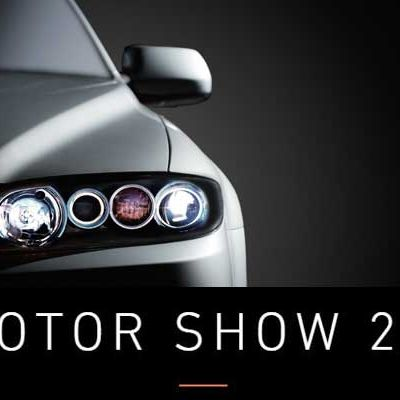 Motor Show 2016 Bologna