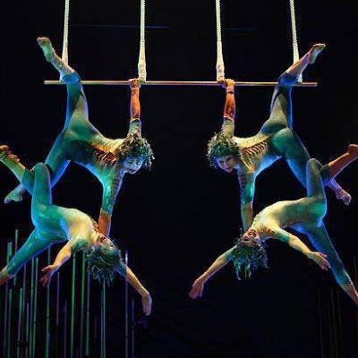Cirque du Soleil a Bologna