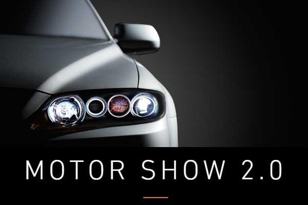 Motor Show 2017 Bologna