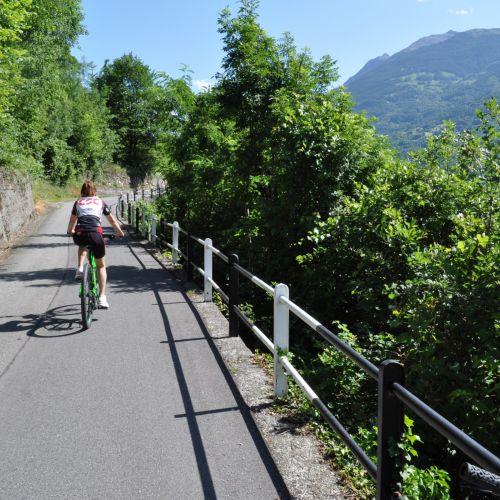 Noleggio bici con pedalata assistita