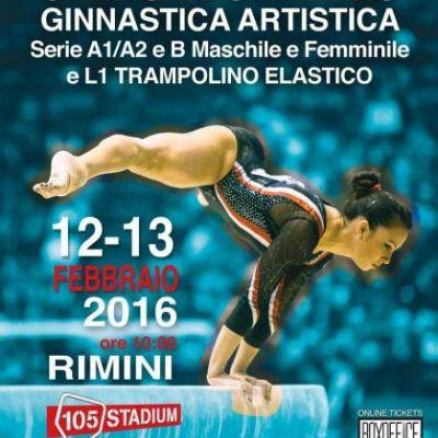 Offerta campionati italiani ginnastica ritmica