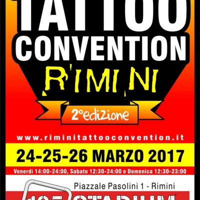 Offerta Tattoo Rimini Convention