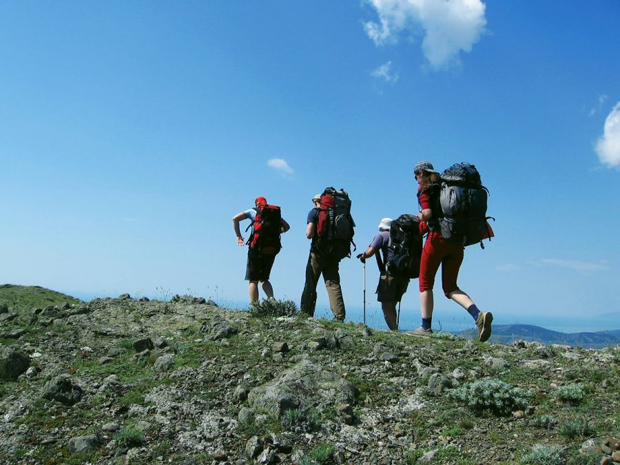All'insegna del Trekking...