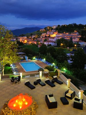 Pacchetti dal 01 al 12 Agosto! Centro Benessere, Spa e Beauty Farm in Umbria.