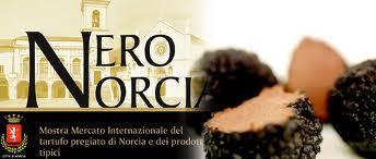 Mostra mercato Tartufo nero  Norcia