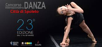 Concorso internazionale danza Spoleto