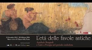 L'età delle favole antiche Annibale Brugnoli e l'arte a Perugia