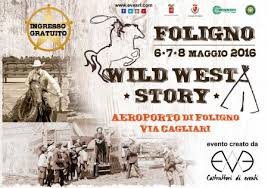 Wild west a Foligno