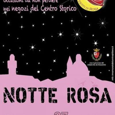 Notte rosa a Foligno