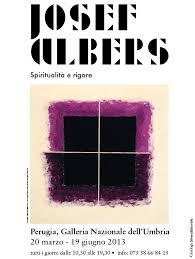Mostra di Josef Albers - Spiritualità e rigore