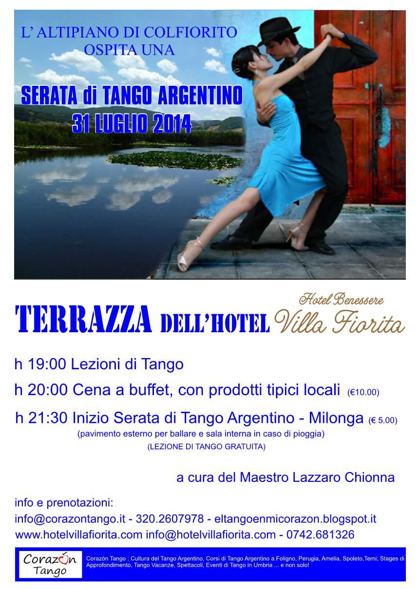 Tango Argentino e Milonga Umbria
