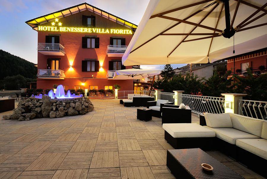 Weekend vacanze dal 23 Agosto in Spa e Centro Benessere Umbria