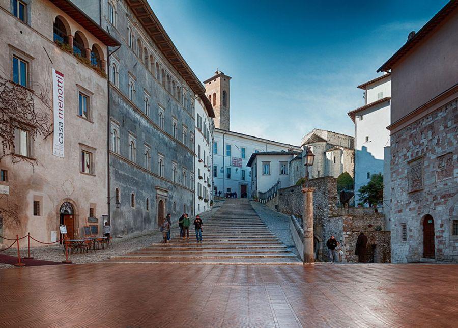 Festival dei due mondi Spoleto