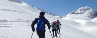 Sci alpinismo sulle Piccole Dolomiti e il Monte Pasubio