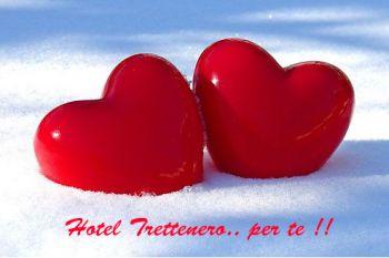 San Valentino, coccole per due.