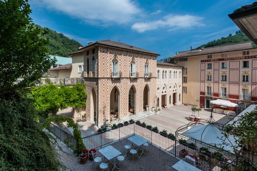 Hotel Recoaro Terme Con Piscina