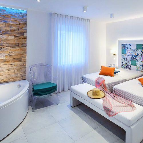 Offerte hotel ad Amalfi con idromassaggio in camera