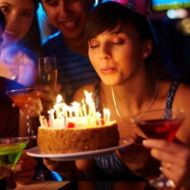 Celebrate your birthday or a special occasion with us!