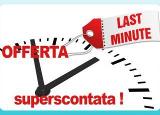 Last Minute Promotion