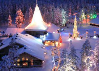 Santa Claus Village, Napoli diventa la città di Babbo Natale