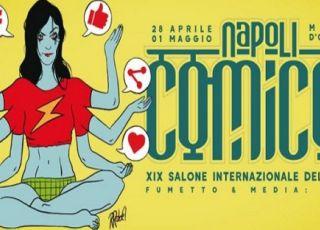Comicon 2017: XIX Salone Internazionale del Fumetto di Napoli Eventi a Napoli
