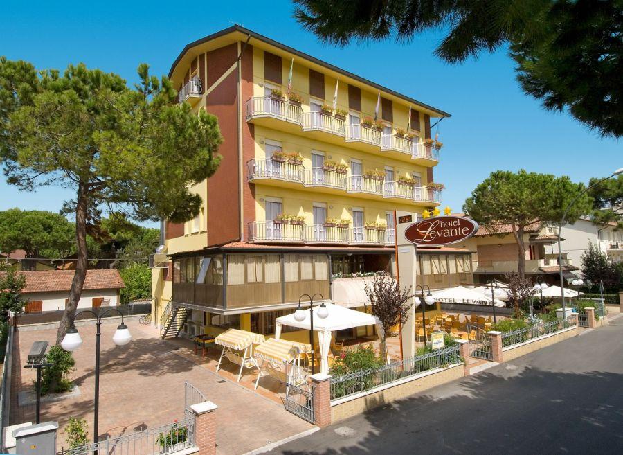 Photogallery dell hotel di cervia e del mare union hotels - Bagno anna cervia ...