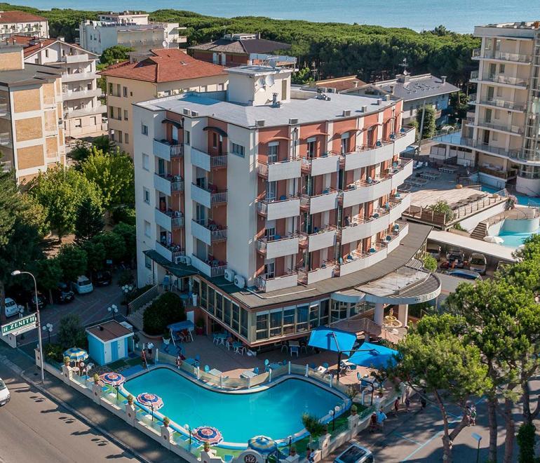 Offerta settembre al mare di cervia union hotels - Bagno anna cervia ...