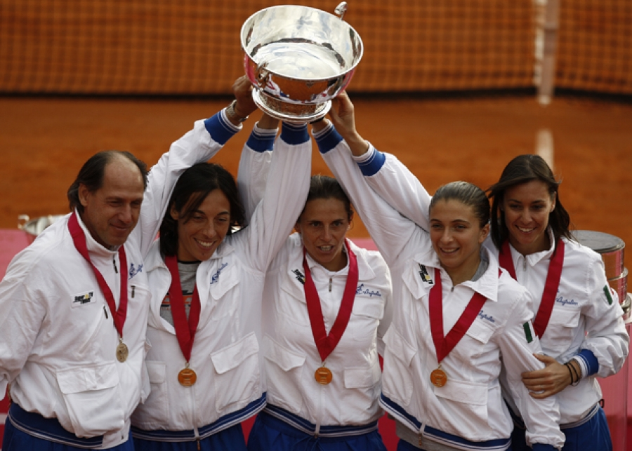 Fed Cup 2013 Rimini