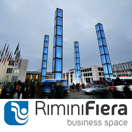 Rimini Fair, wellness center, free parking