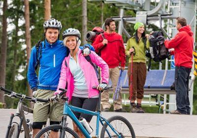 Seggiovia del Caprio & Downhill Bike