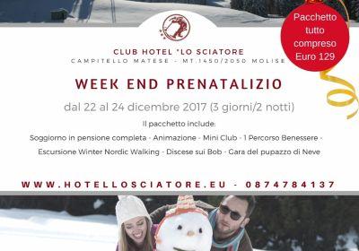Week end Prenatalizio